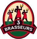 Process agro-alimentaire 3 Brasseurs