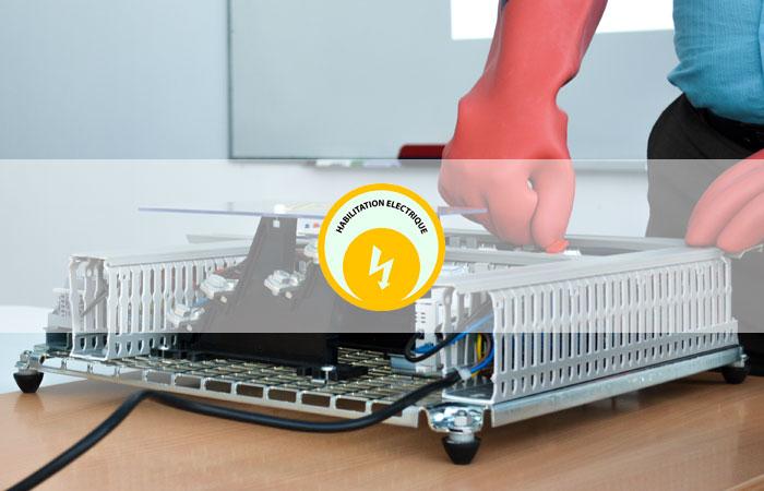 Formation habilitation électrique - IPSIA